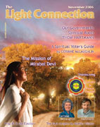 Mirabai Devi article in the Light Connection